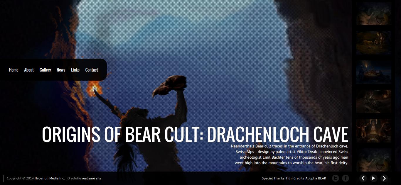 Bear Cult Movie