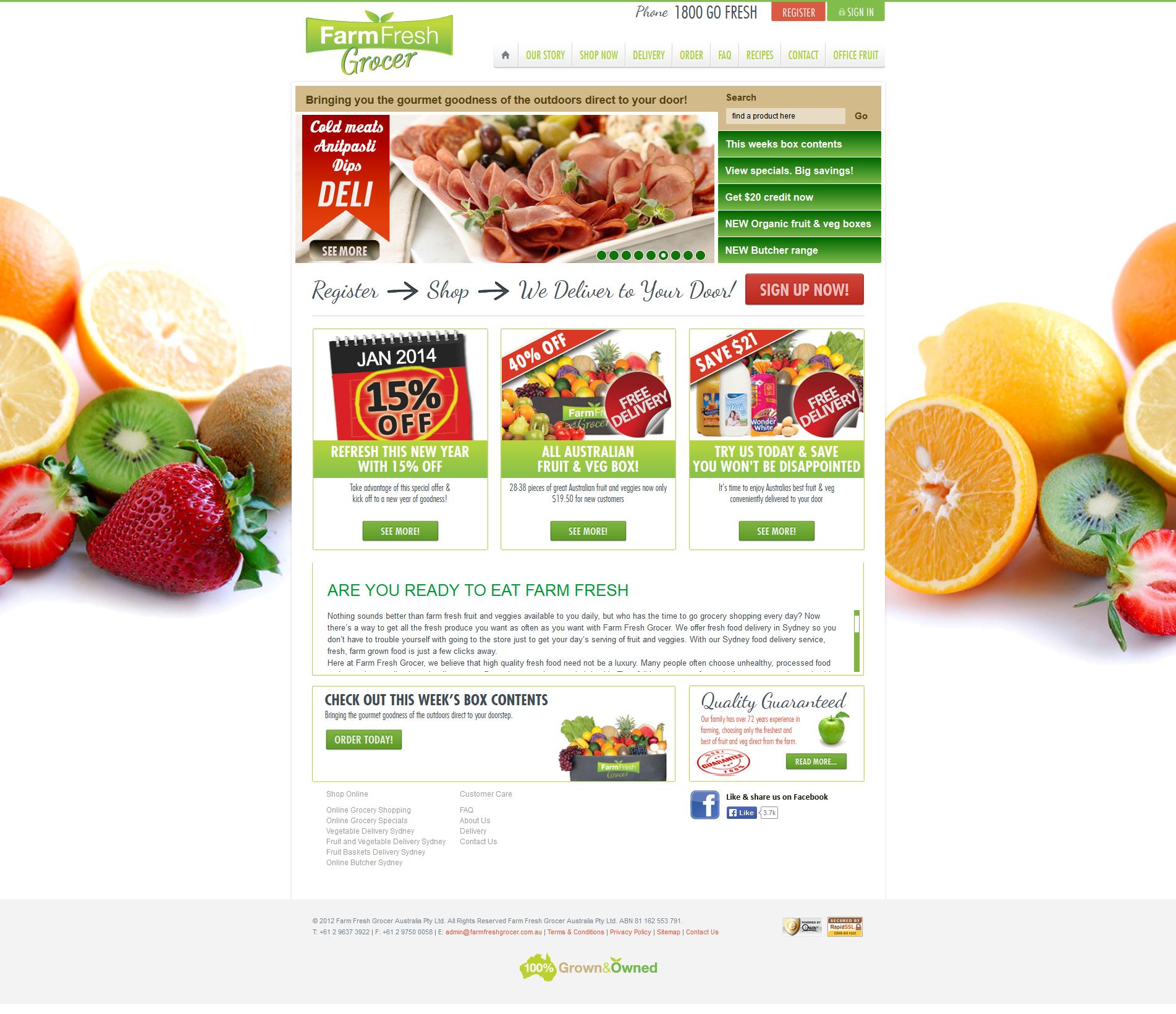 Farmfresh Grocer